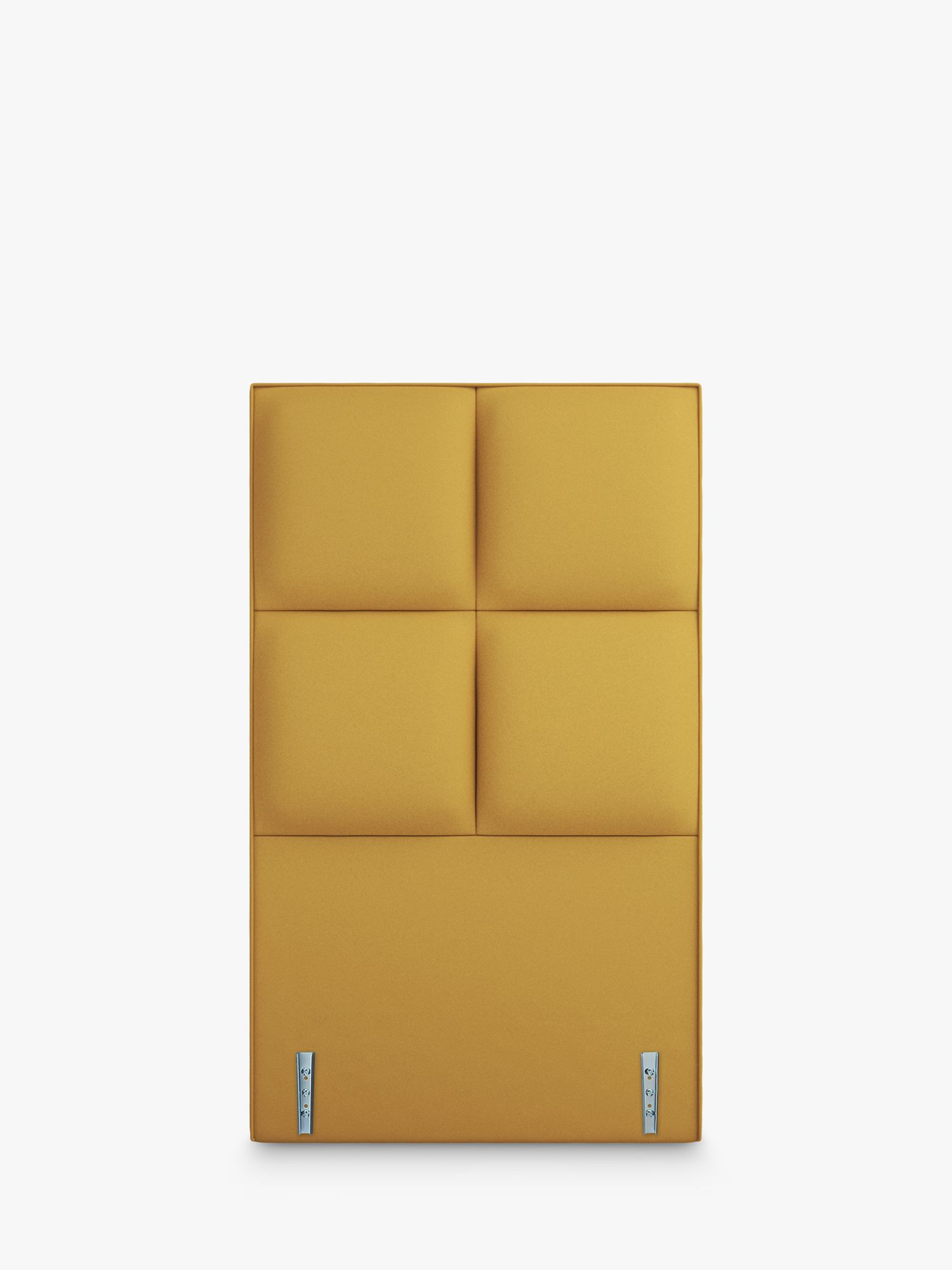 Vispring Ares Full Depth Upholstered Headboard, Single, FSC-Certified (Chipboard)