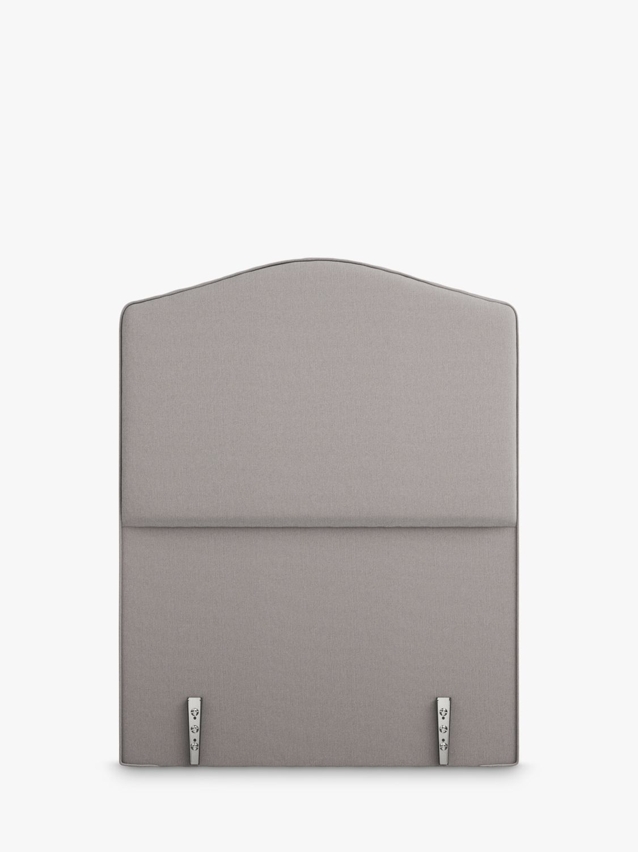 Vispring Medusa Full Depth Upholstered Headboard, Single, FSC-Certified (Chipboard)