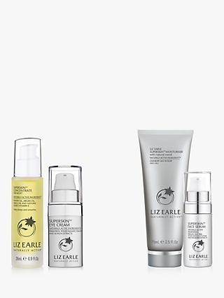 Liz Earle Superskin™ Concentrate for Night Moisturiser and Eye Cream Bundle with Gift