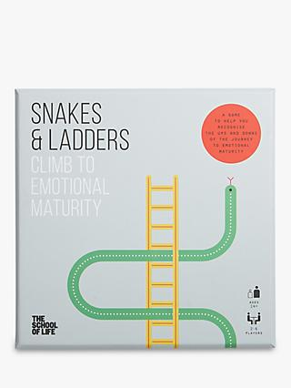 School of Life Reality Snakes & Ladders