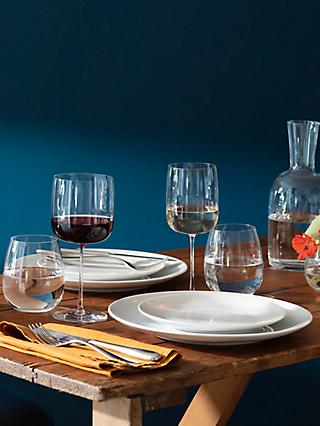 LSA International Borough Glassware