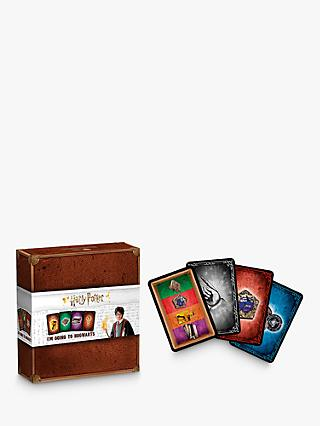 Harry Potter Gamebox Card Game