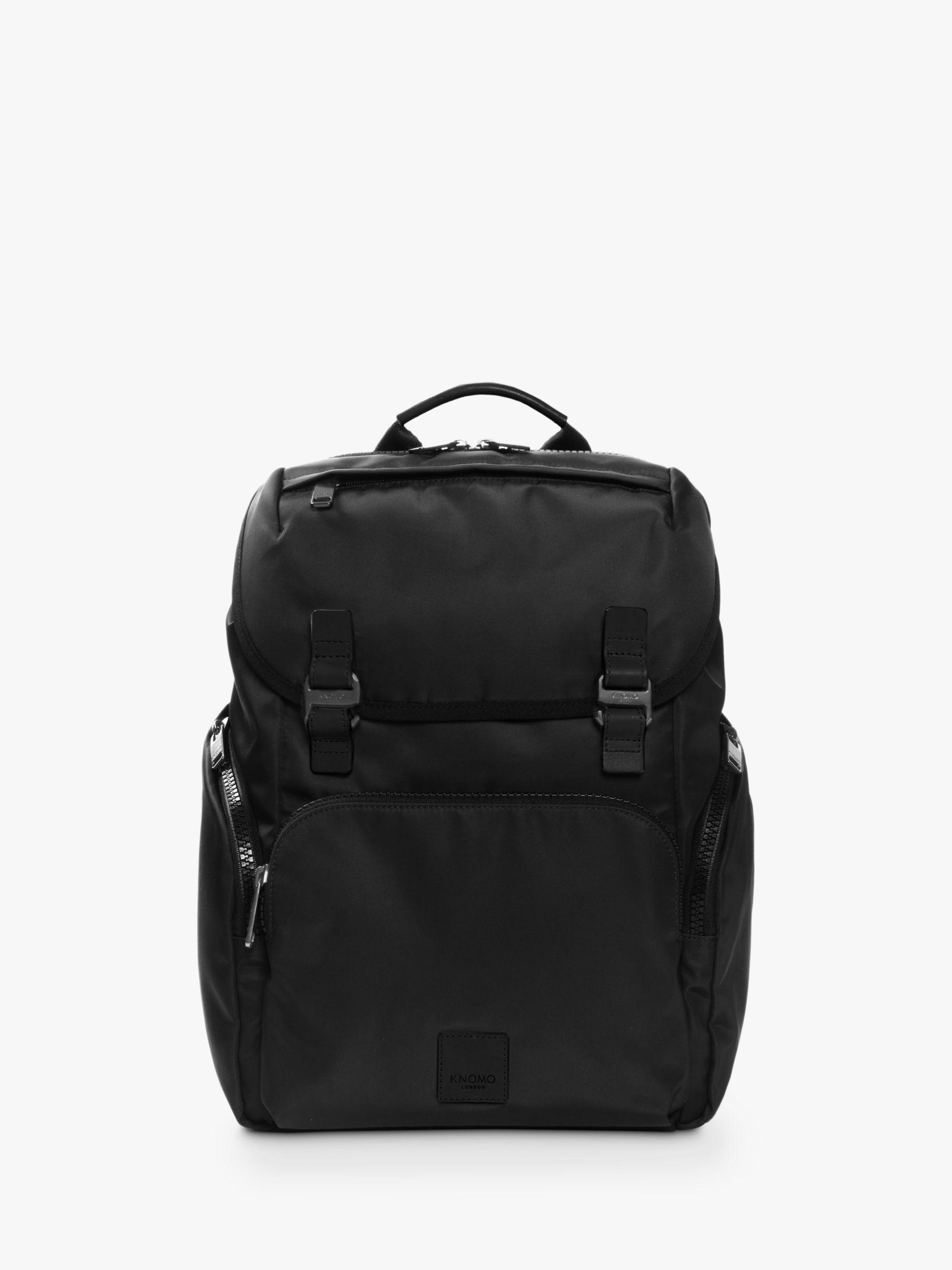 Knomo KNOMO Thurloe Backpack for Laptops up to 15, Black