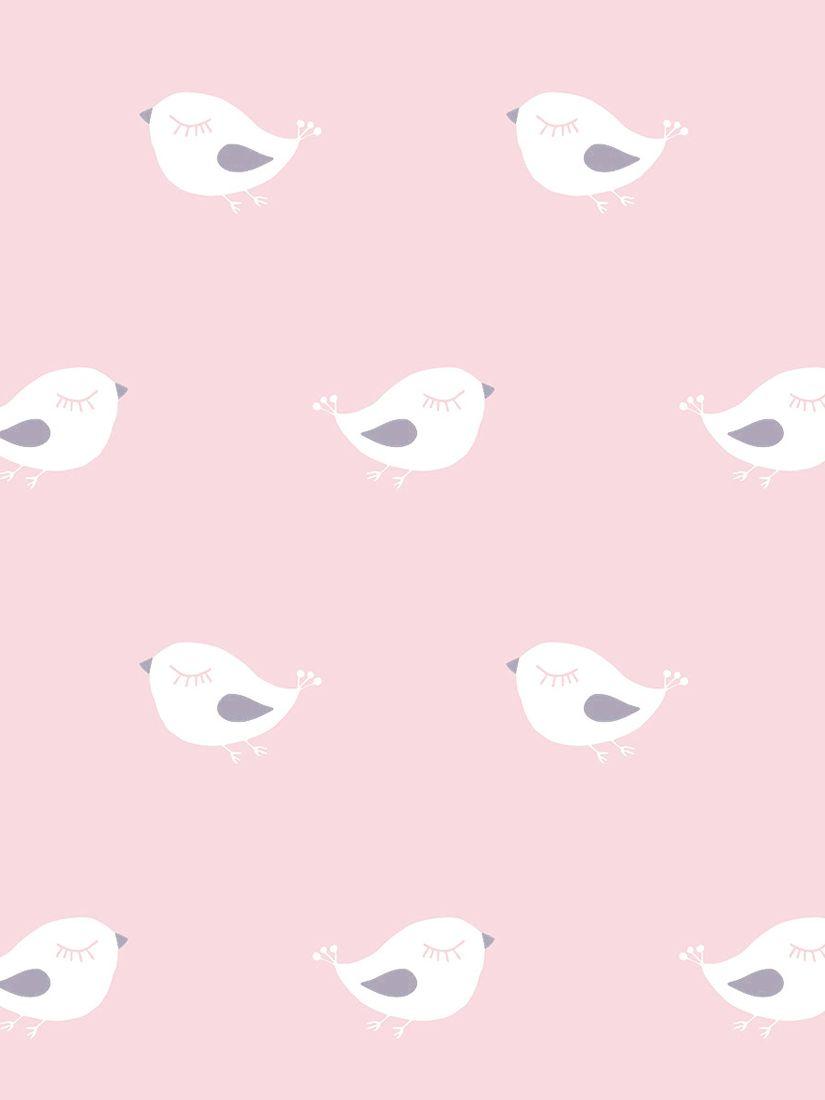 Galerie Galerie Sleepy Birdy Wallpaper