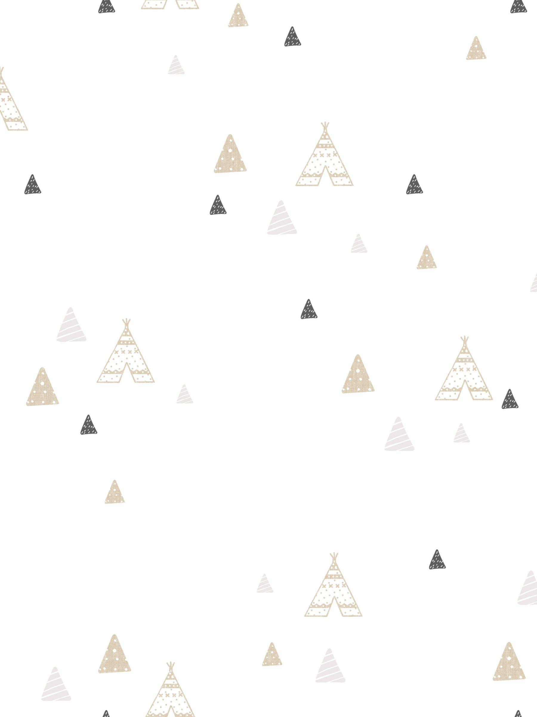 Galerie Galerie Teepees Wallpaper