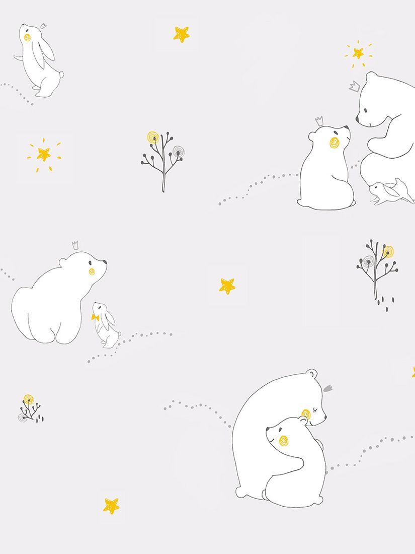 Galerie Galerie Mummy Bear & Baby Bear Wallpaper