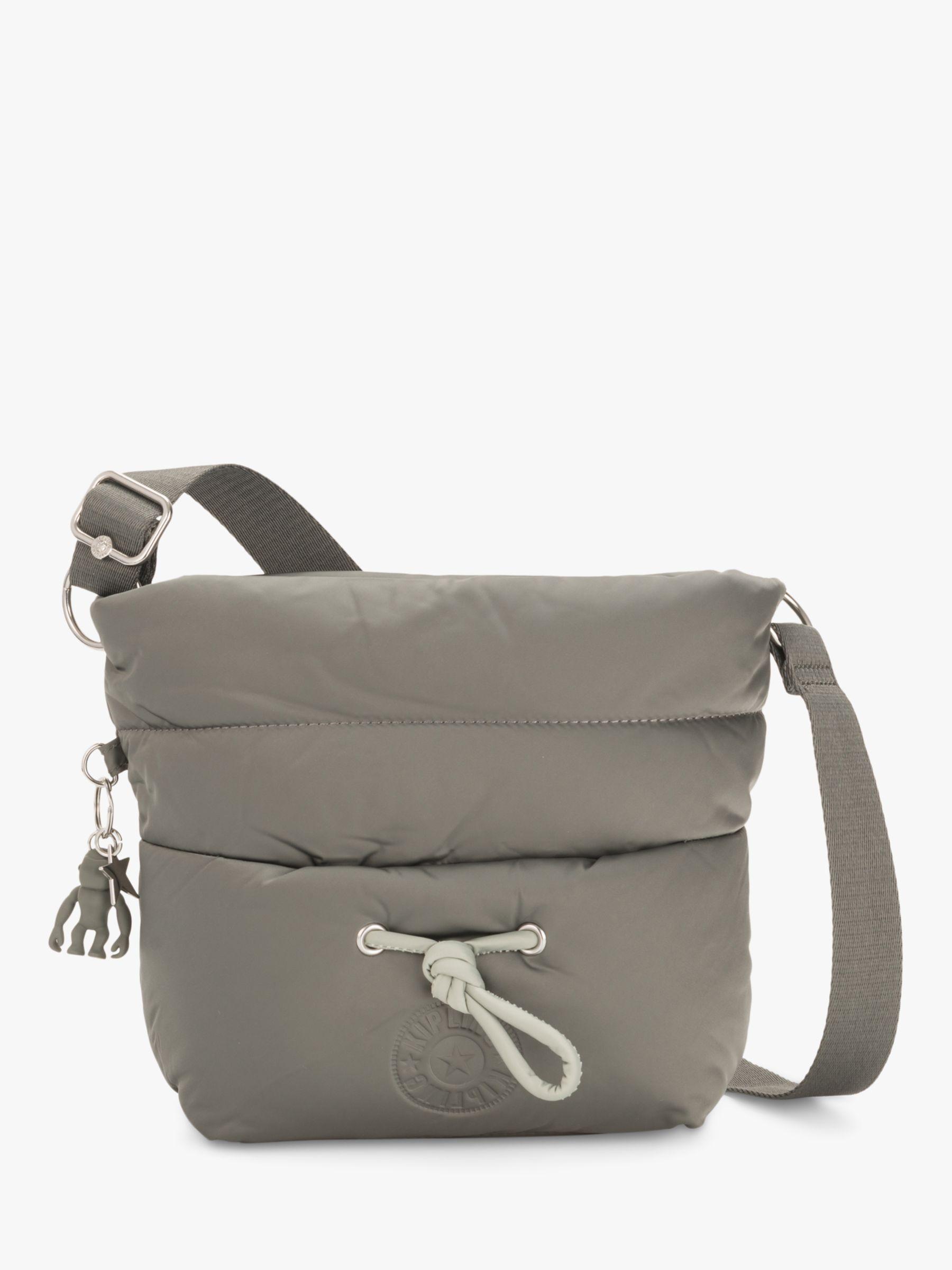 Kipling Kipling Hawi Puff Shoulder Bag, Mountain Grey