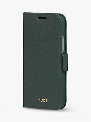 MODE New York Leather dbramante1928 Folio/Cradle Case for iPhone 11 Pro