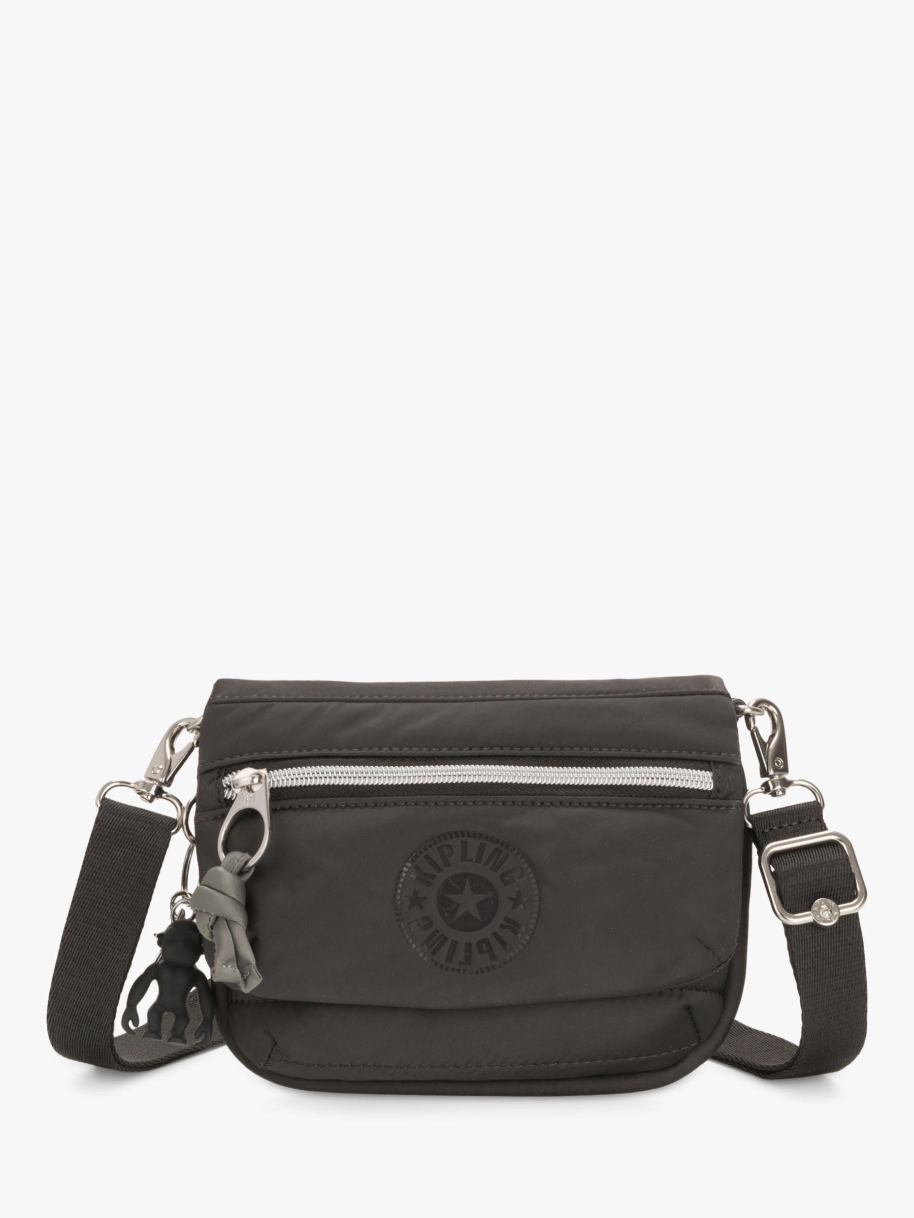 Kipling Kipling Tulia Small Convertible Cross Body Bag, Black