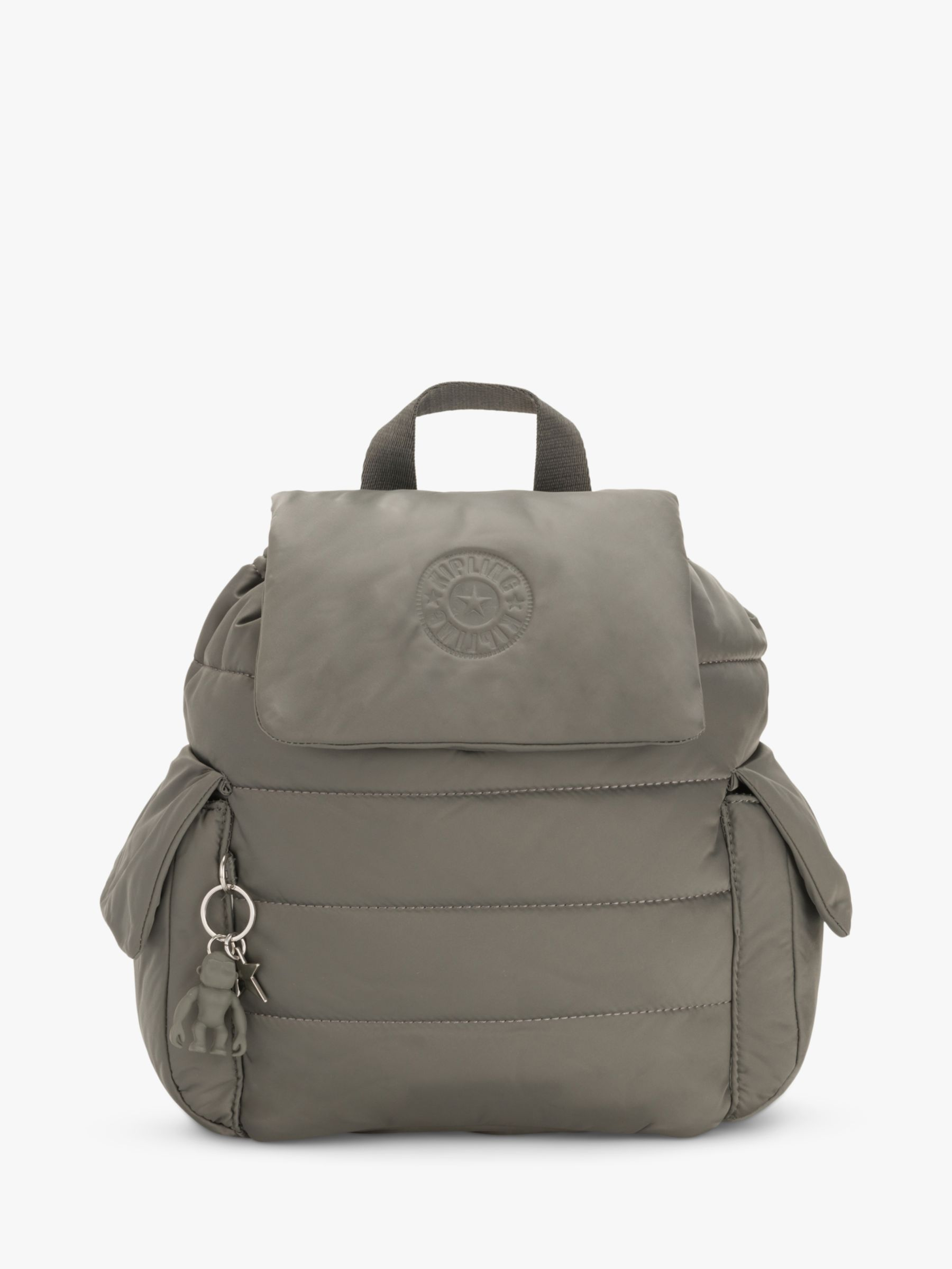 Kipling Kipling Manito Puff Backpack, Mountain Grey