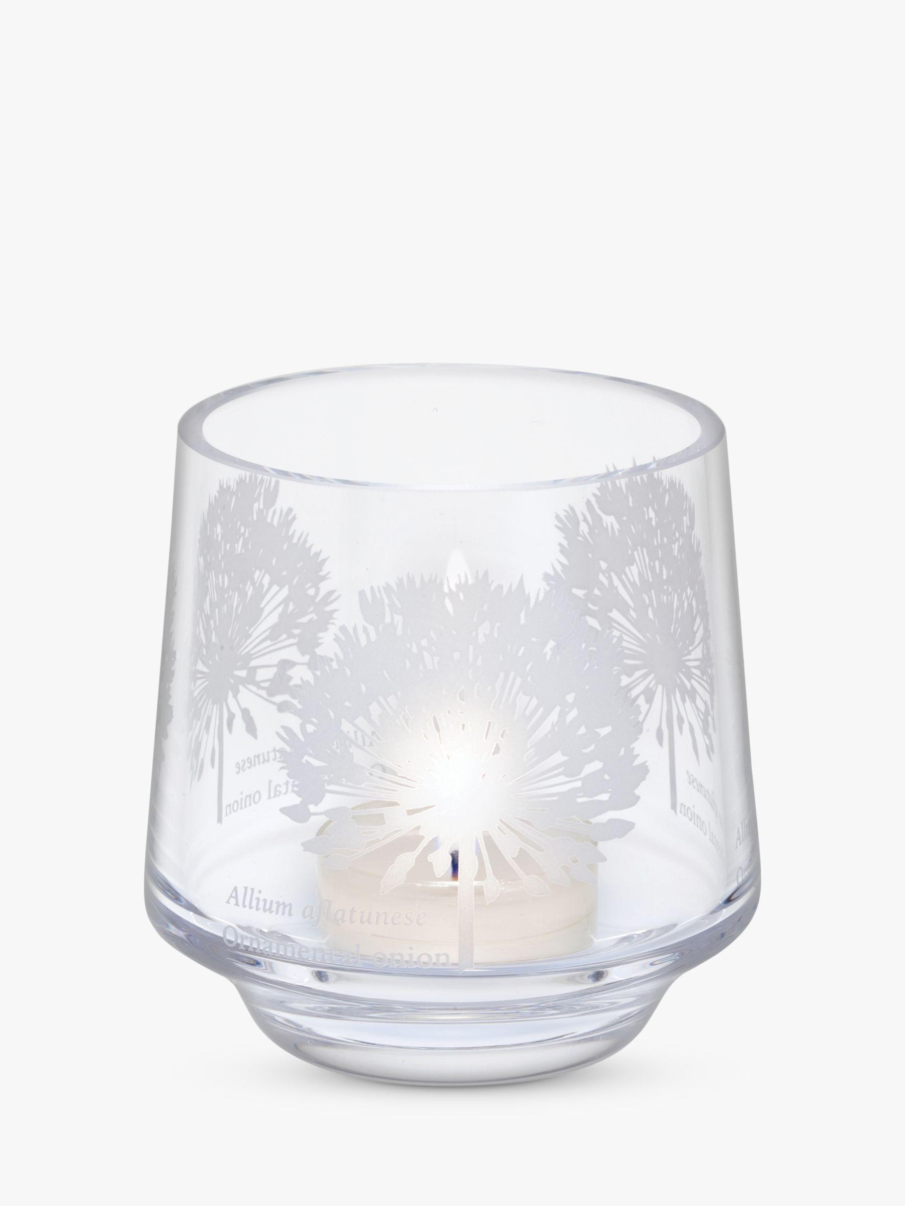 Dartington Crystal Dartington Crystal Bloom Allium Votive with Tealight