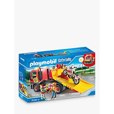 Playmobil City Life 70199 Towing Service