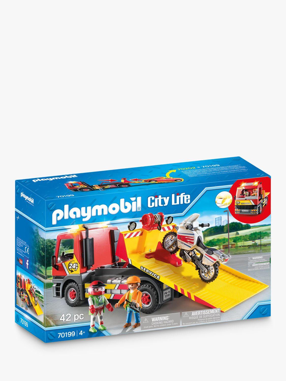 PLAYMOBIL Playmobil City Life 70199 Towing Service