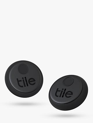 Tile Sticker (2020), Bluetooth Item Finder, 2 Pack