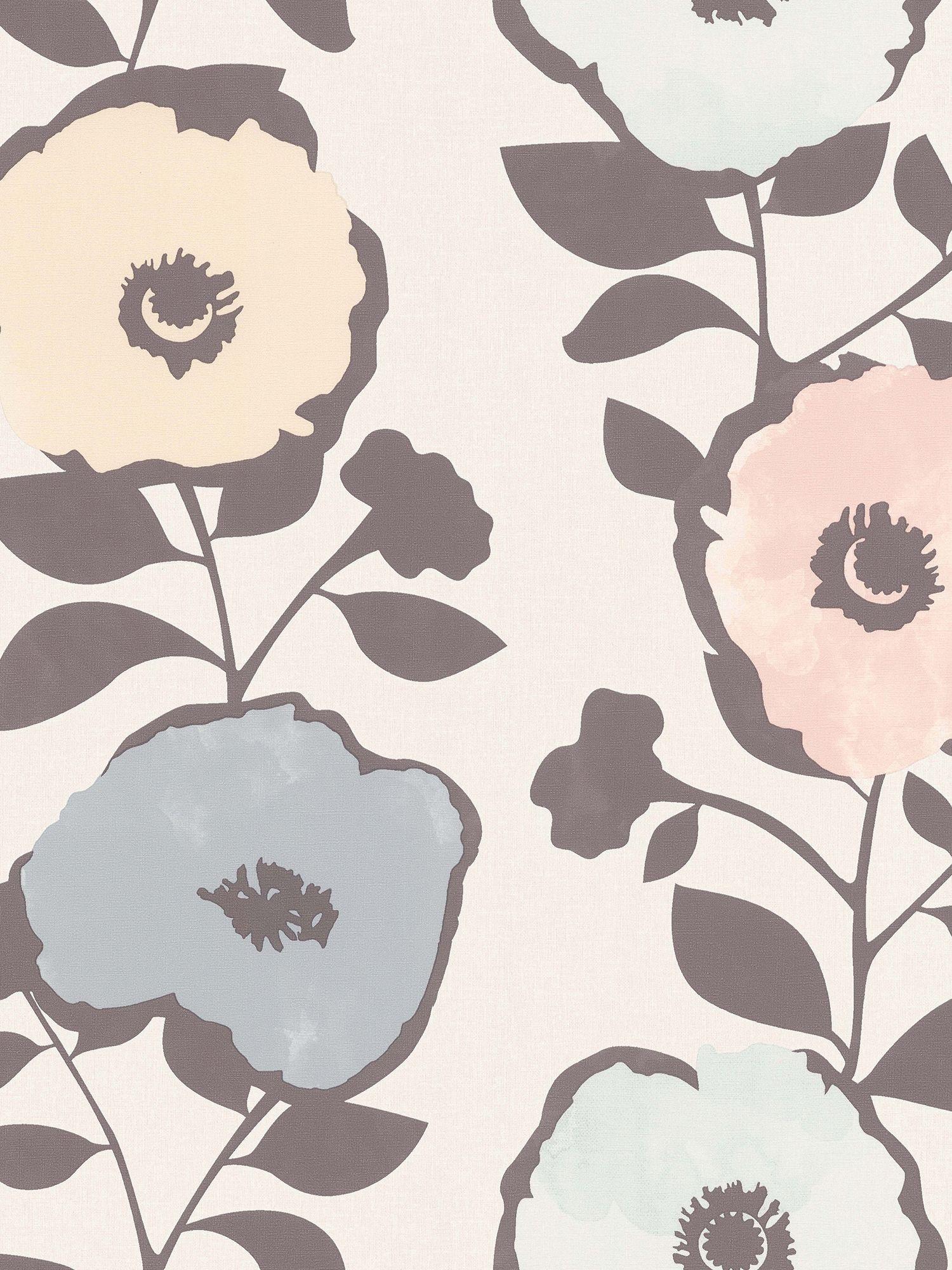 Galerie Galerie Skandi Floral Wallpaper