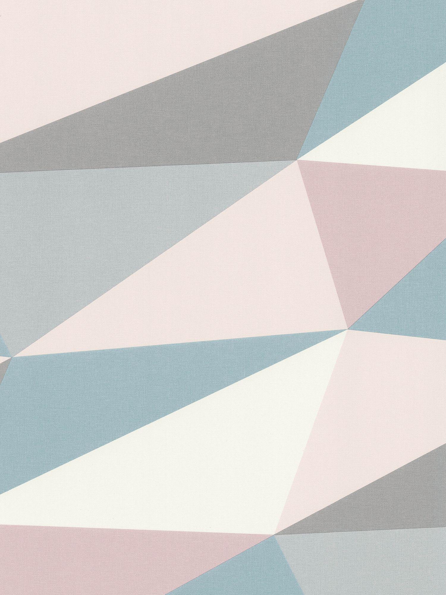 Galerie Galerie Triangle Geometric Wallpaper, 51183603