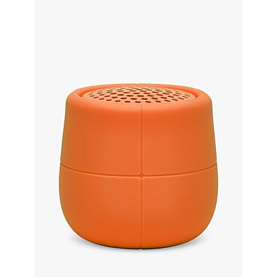 Lexon Mino X Water-Resistant Portable Mini Bluetooth Speaker