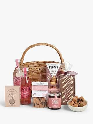John Lewis & Partners Afternoon Tea Treats Gift Basket