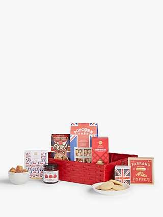 John Lewis & Partners Taste of Britain Hamper