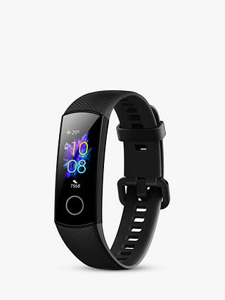 Buy Honor Band 5, Fitness Band with HR Monitoring, Black Online at johnlewis.com
