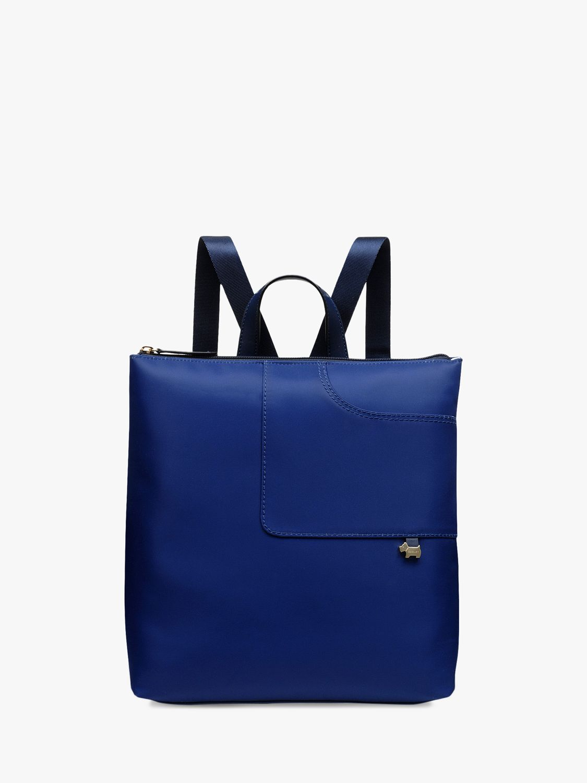 Radley Radley Pocket Essentials Large Zip Top Backpack, Sapphire
