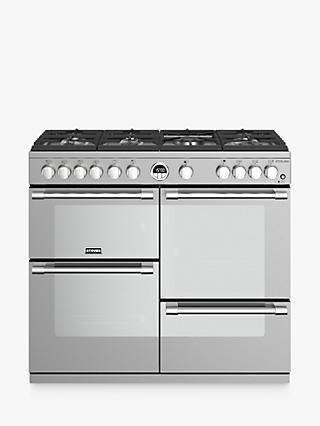 Stoves Sterling S1000G Gas Range Cooker, A+/A/A Energy Rating,