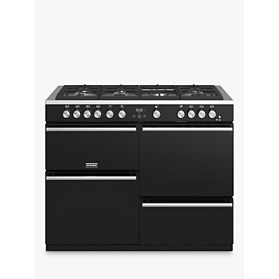 Image of Stoves Precision Deluxe S1100G Gas Range Cooker, A/A/A Energy Rating