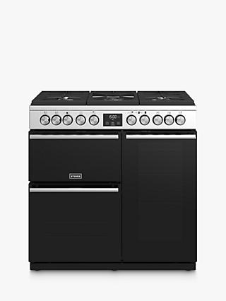 Stoves Precision DX S900DF Dual Fuel Range Cooker, A/A/A Energy Rating