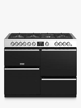 Stoves Precision Deluxe S1100G Gas Range Cooker, A/A/A Energy Rating