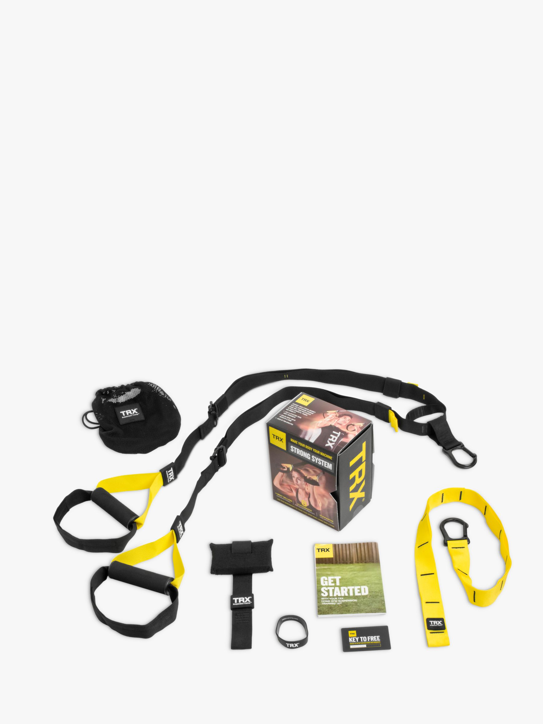 Buy TRX Strong Suspension System Trainer Online at johnlewis.com