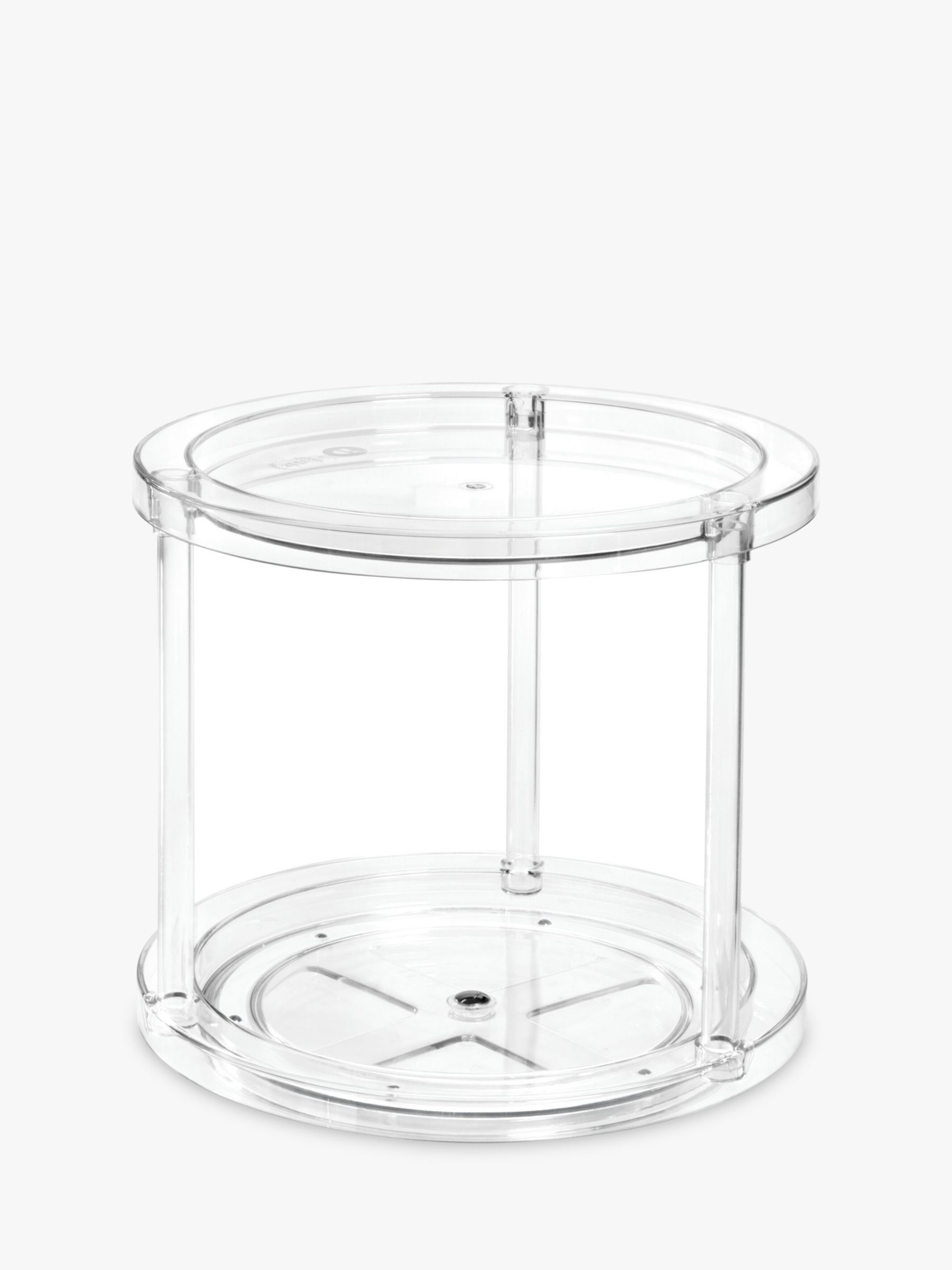 Buy The Home Edit & iDesign 2-Tier Storage Turntable Online at johnlewis.com