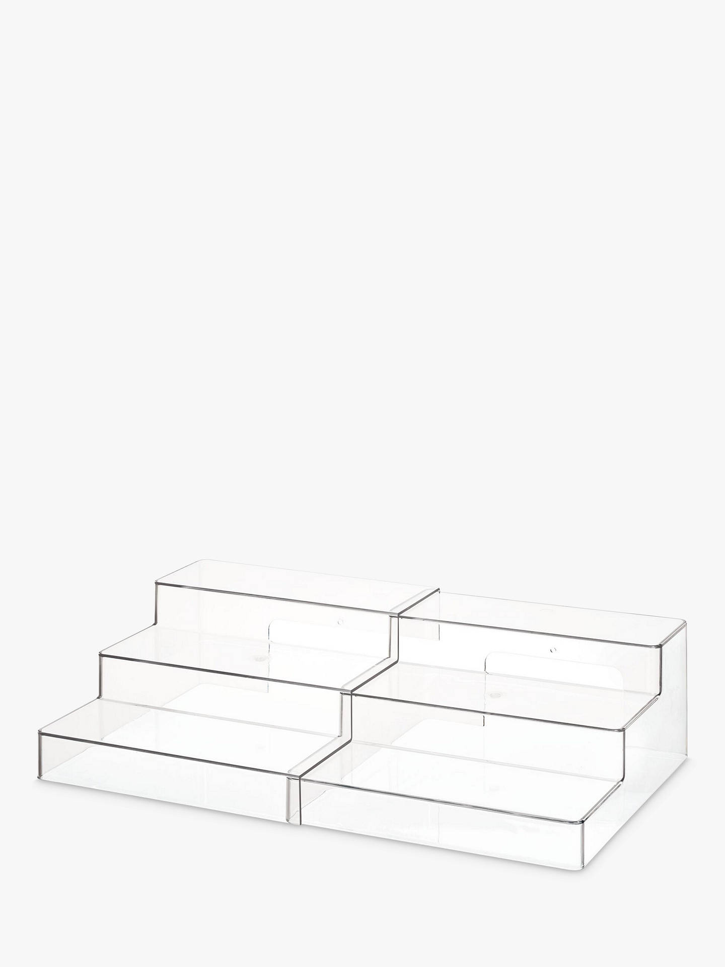 Buy The Home Edit & iDesign 3 Tier Expandable Shelf Online at johnlewis.com