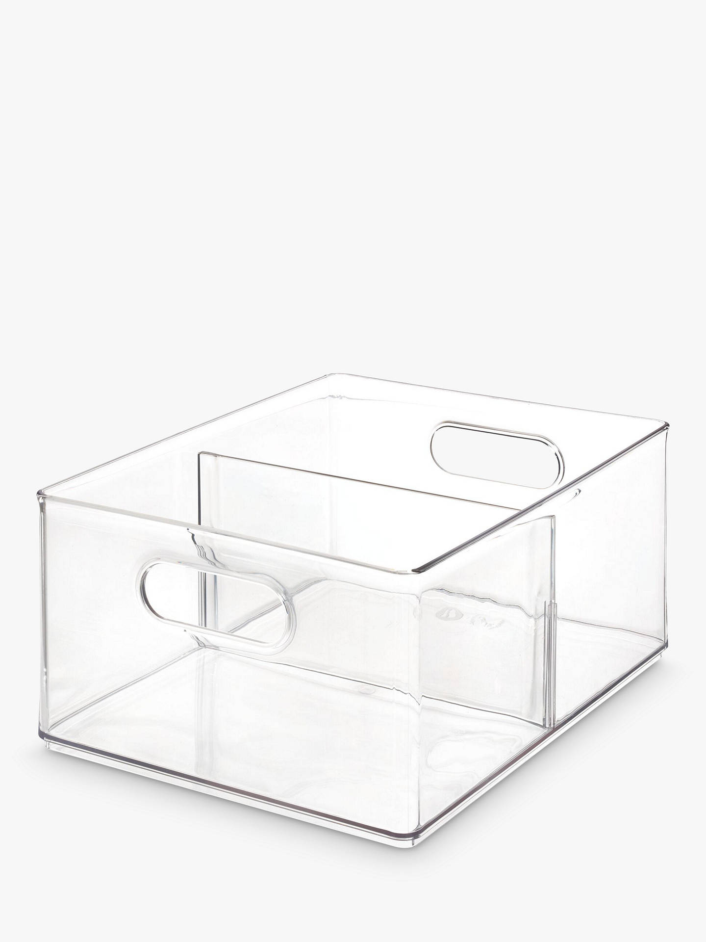 Buy The Home Edit & iDesign All Purpose Deep Storage Basket Online at johnlewis.com
