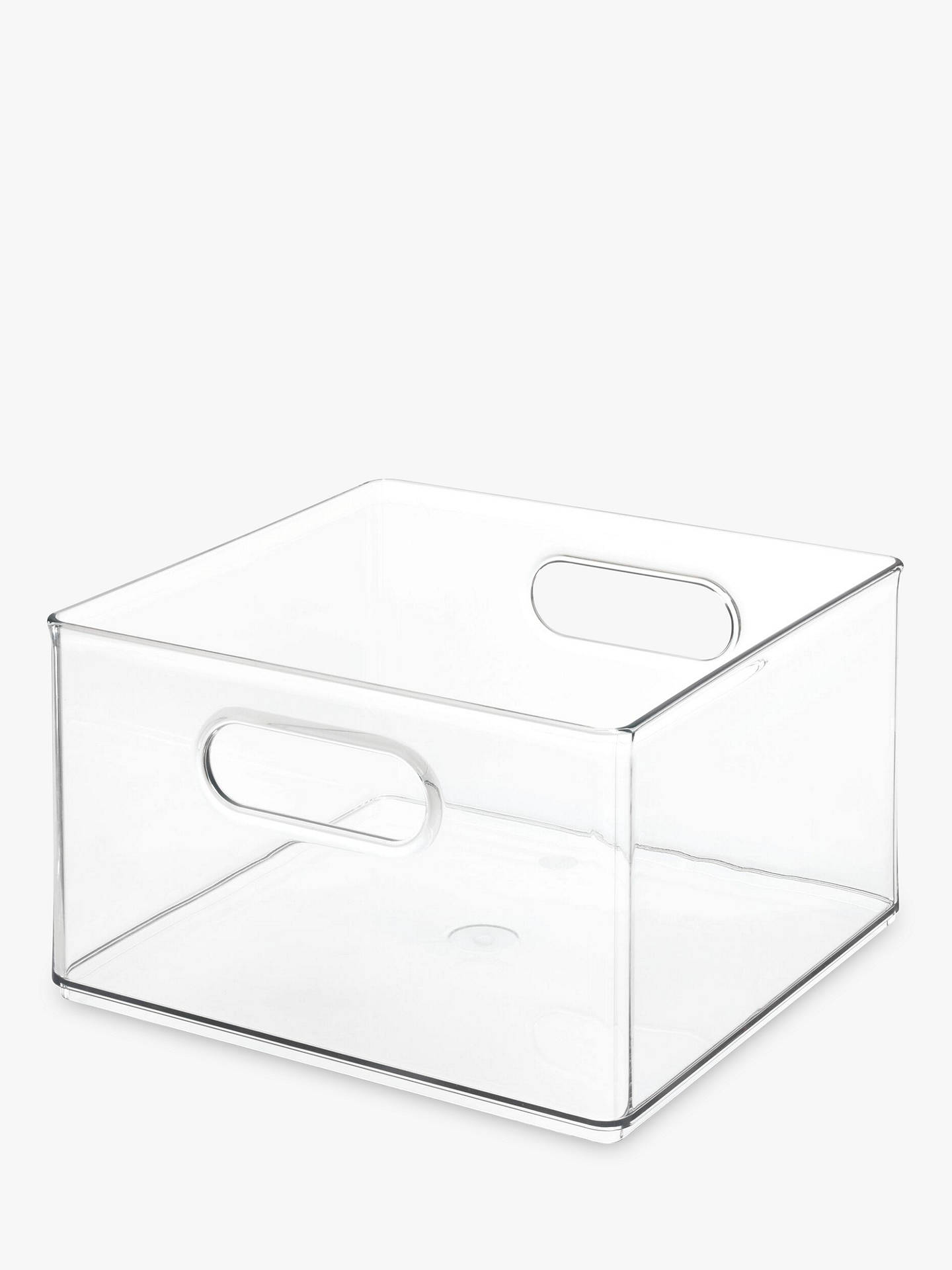 Buy The Home Edit & iDesign All Purpose Storage Basket Online at johnlewis.com