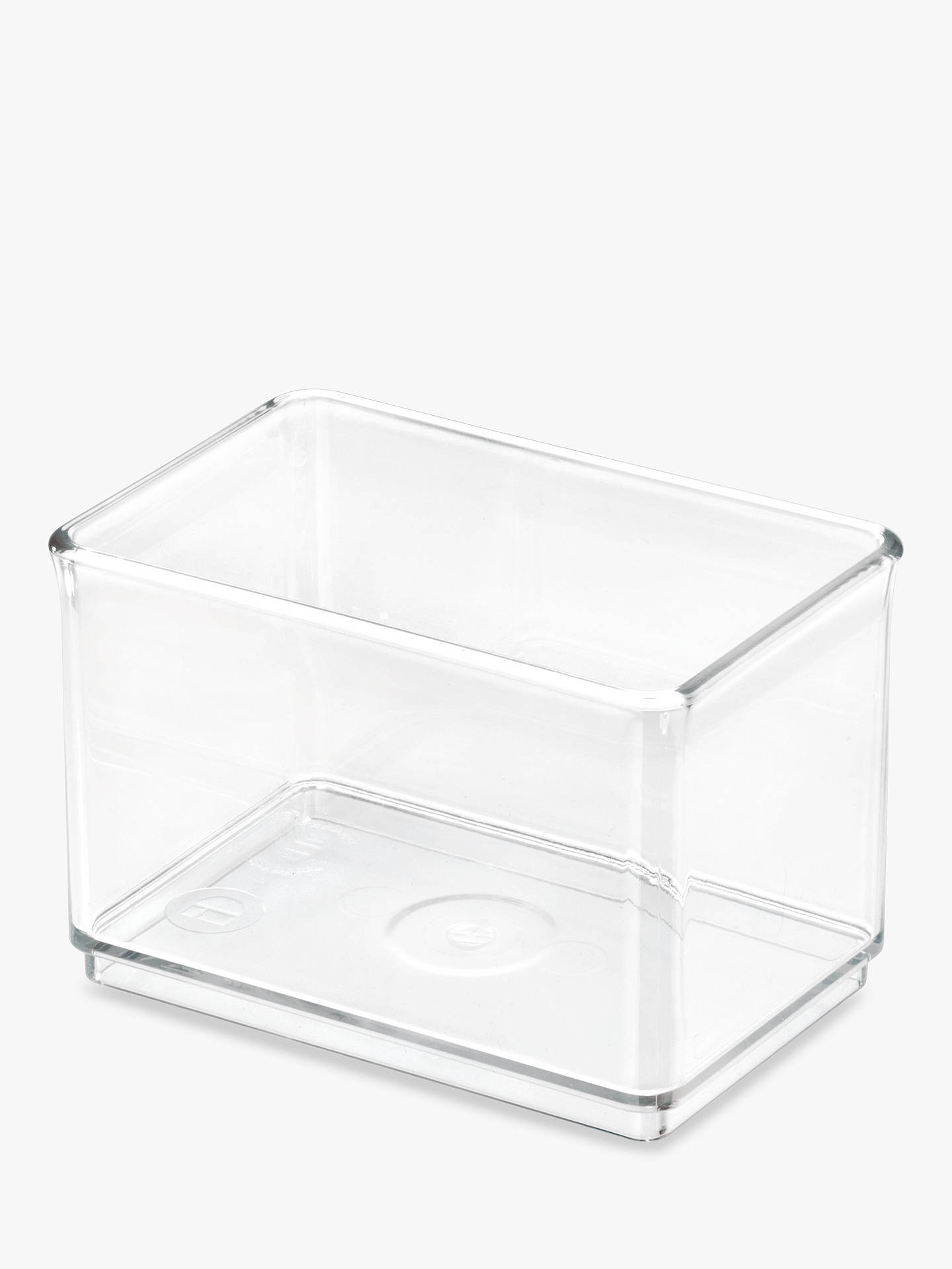 Buy The Home Edit & iDesign Bin Organiser, Short Online at johnlewis.com