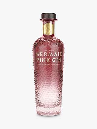 Mermaid Pink Gin, 70cl