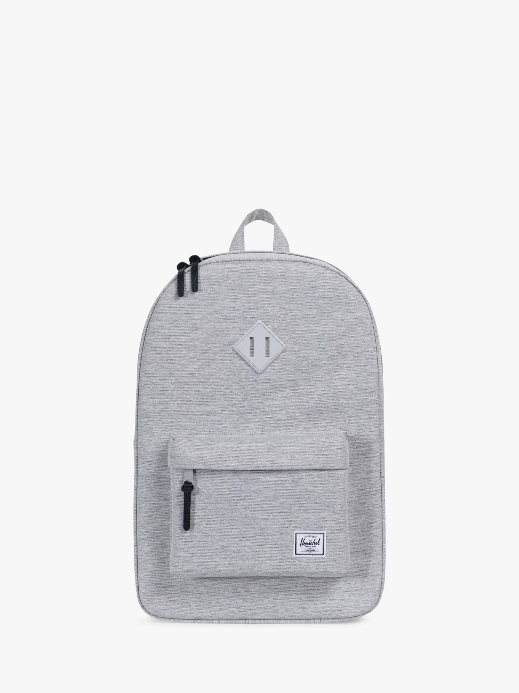 Herschel Supply Co. Herschel Supply Co. Heritage Backpack, Light Grey Crosshatch