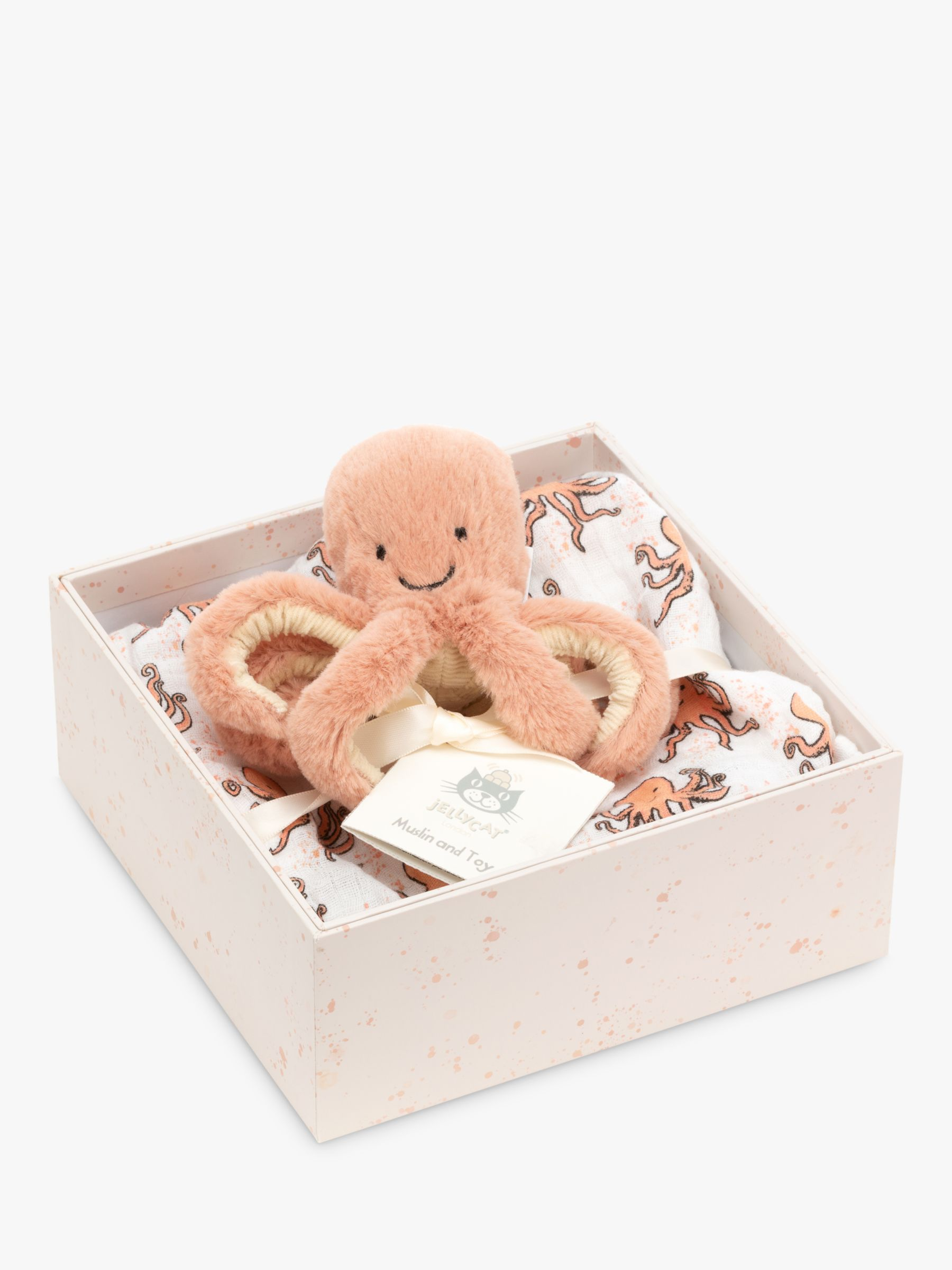 Odell Octopus Really Big Soft Toy
