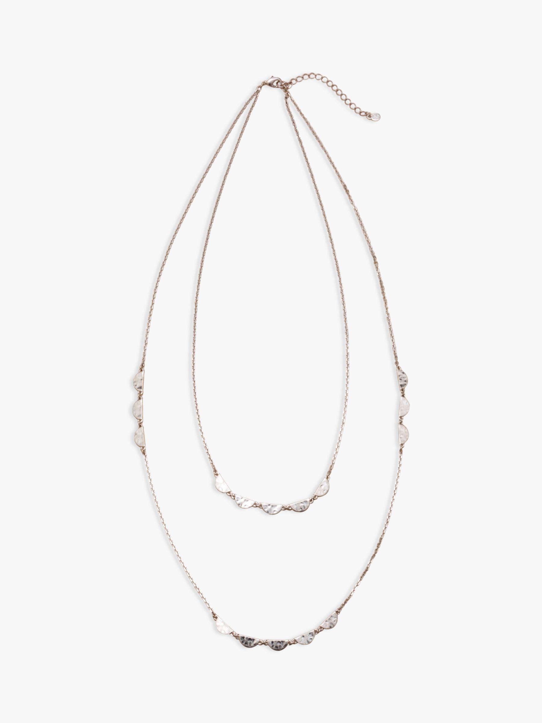 Boden Boden Scallop Longline Necklace