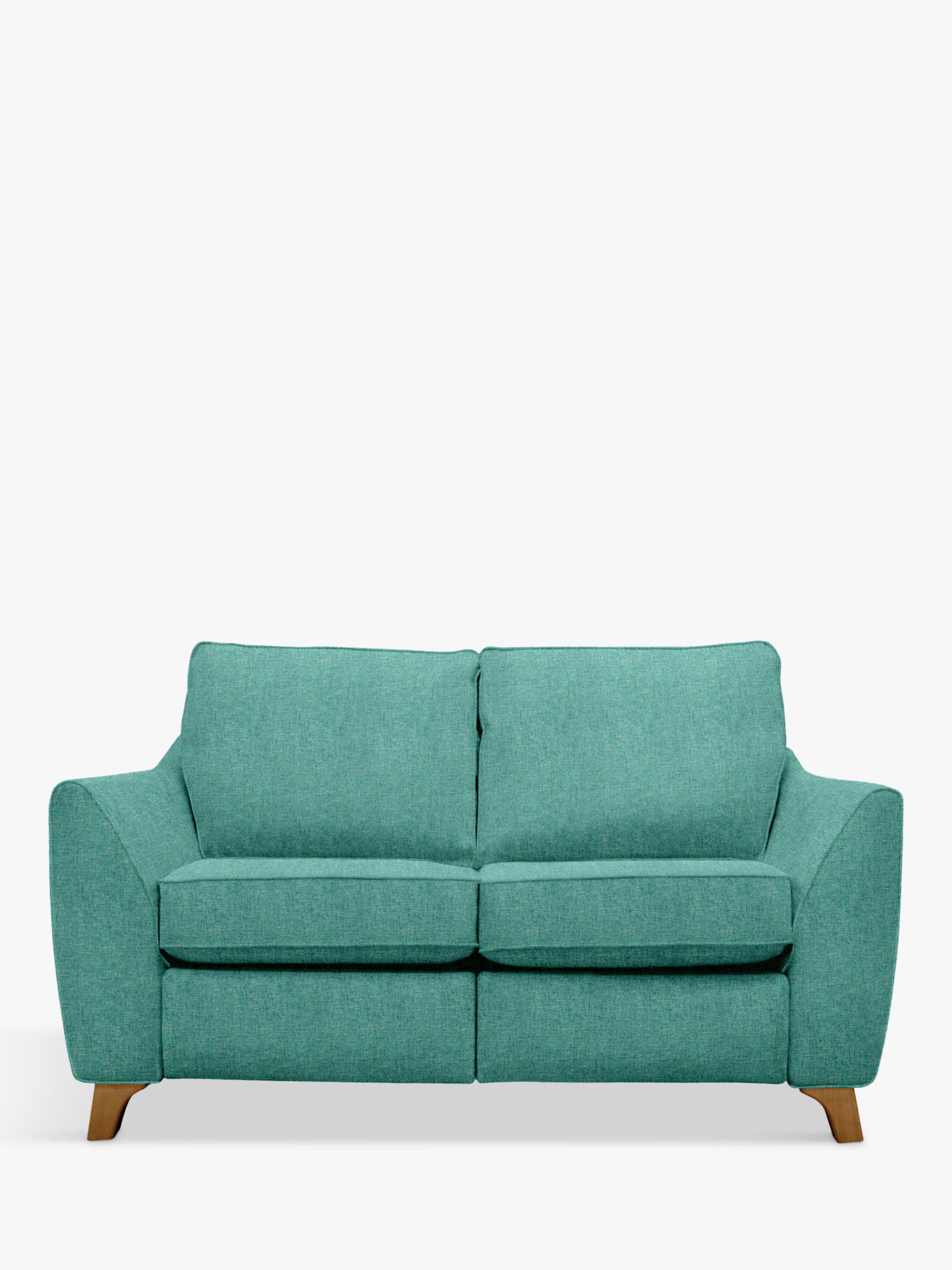 G Plan Vintage G Plan Vintage The Sixty Eight Small 2 Seater Sofa with Footrest Mechanism