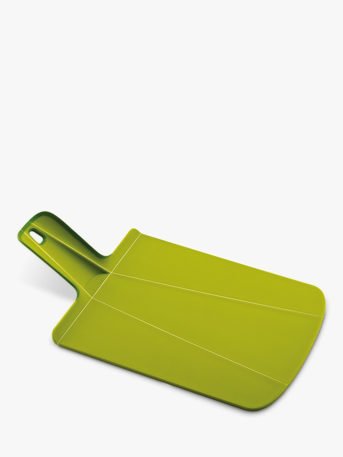 Joseph Joseph Joseph Joseph Chop2Pot Chopping Board, Small, Green