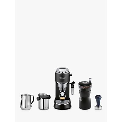 De'Longhi Dedica Coffee Machine Bundle