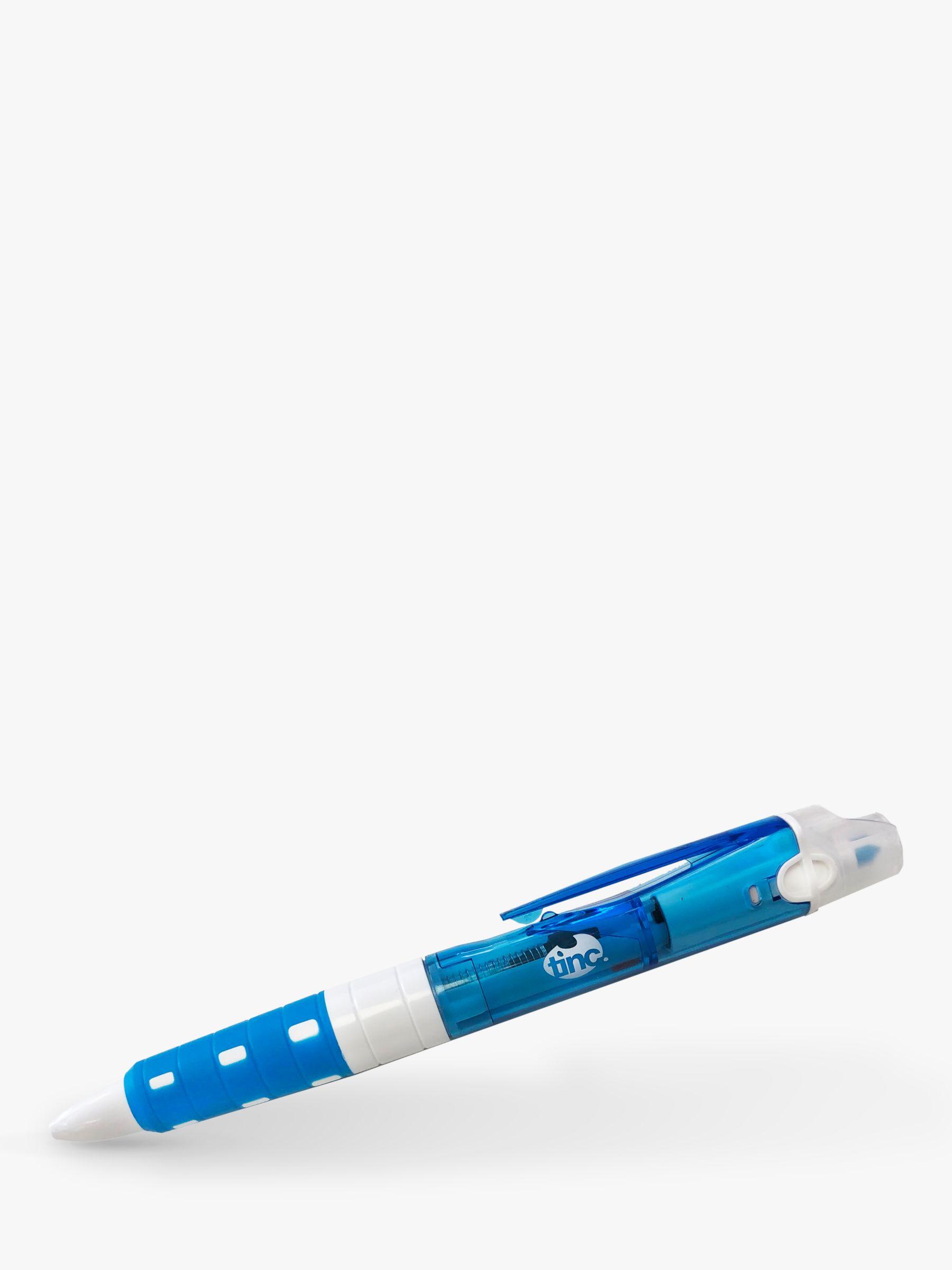 Tinc Tinc Blue Pen & Highlighter