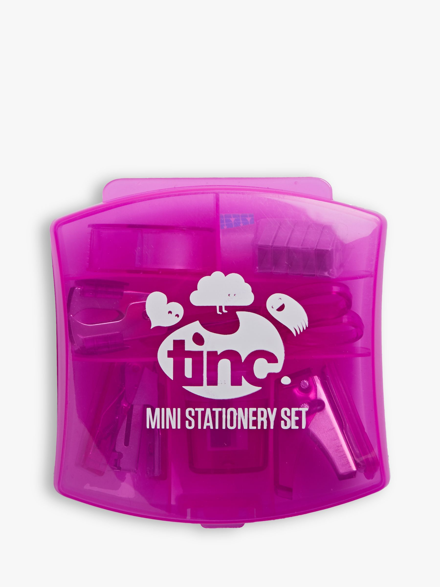 Tinc Tinc Mini Stationery Set 2, Pink