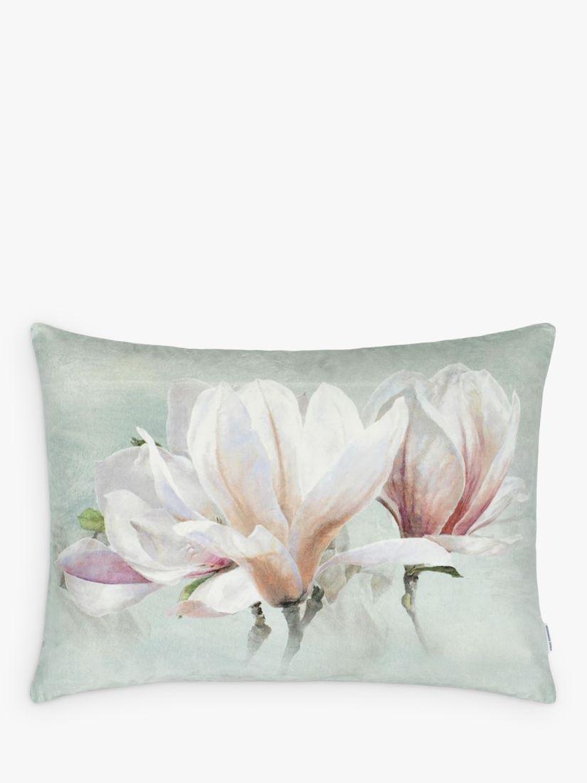 Designers Guild Designers Guild Yulan Magnolia Cushion, Pink / Multi