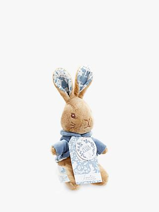 Peter Rabbit Beanie Soft Toy