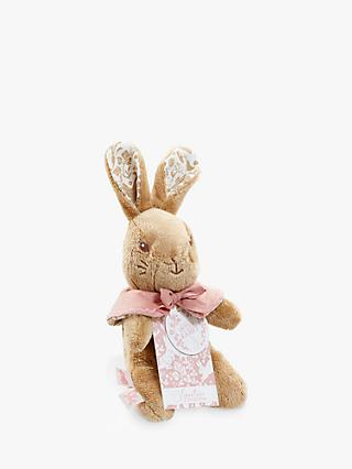 Peter Rabbit Flopsy Bunny Beanie Soft Toy