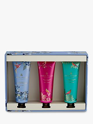 Sara Miller Assorted Hand Cream Trilogy