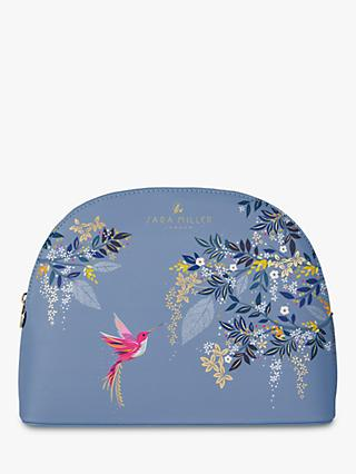 Sara Miller Chelsea Blue Washbag, Large