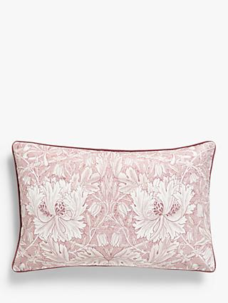 Morris & Co.Honeysuckle & Tulip Velvet Cushion
